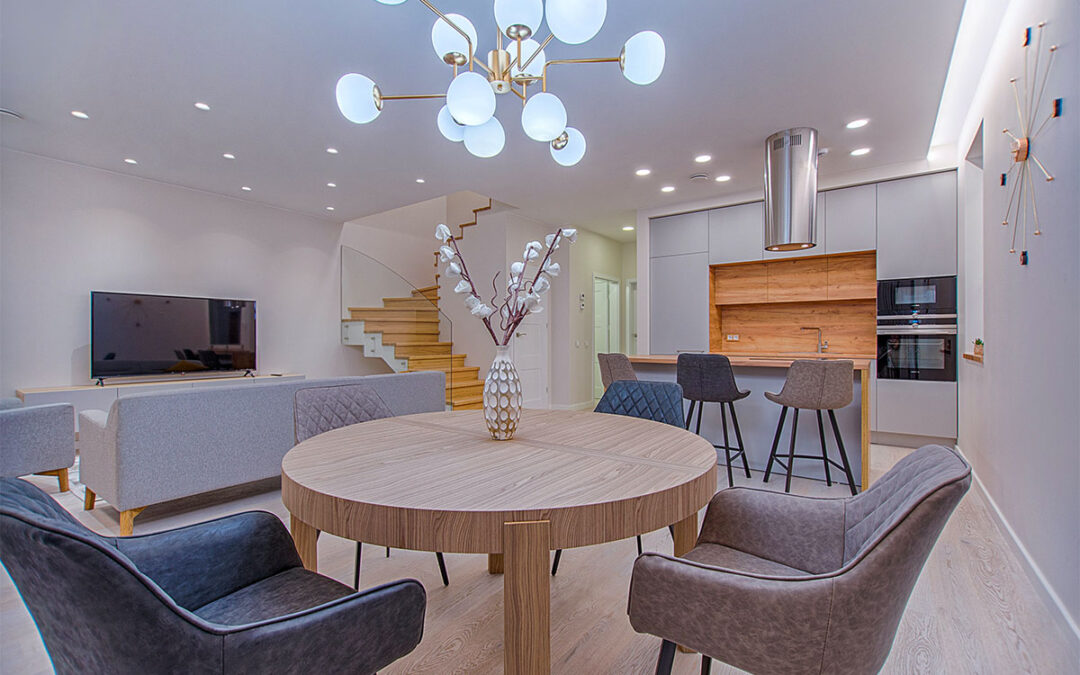 Lighting Options to Transform your Basement Space